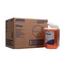 Мыло жидкое Kleenex Everyday Use в картридже 1 литр (6330), 1 упаковка (6 штук)