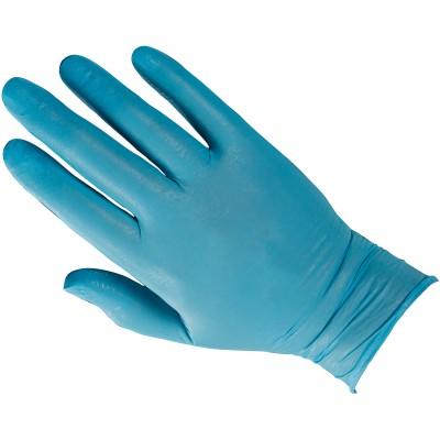 Нитриловые перчатки Kleenguard* G10 Blue Nitrile