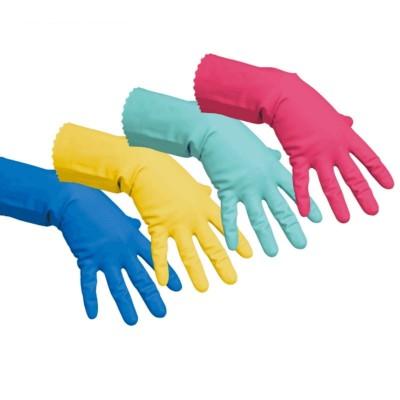 Латексные перчатки VILEDA Многоцелевые