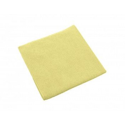 Салфетка МикроТафф Плюс из микроволокна (желтая)