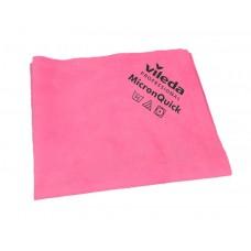 Салфетка МикронКвик из тонкого волокна (красная), 1 упаковка/ 5 шт