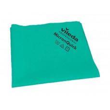 Салфетка МикронКвик из тонкого волокна (зеленая), 1 упаковка/ 5 шт