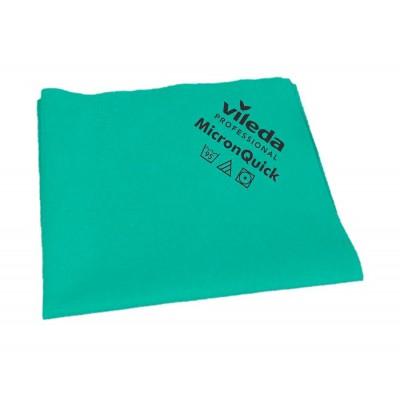 Салфетка МикронКвик из тонкого волокна (зеленая)