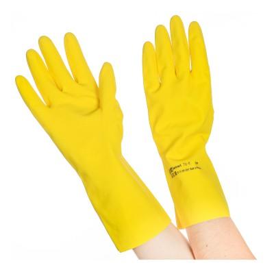 Латексные перчатки VILEDA Контракт