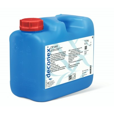 Моющее средство Borer deconex® CIP acid для CIP-мойки