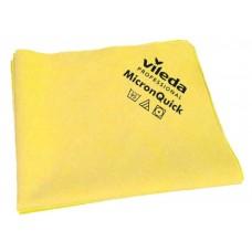 Салфетка МикронКвик из тонкого волокна (желтая), 1 упаковка / 5 шт
