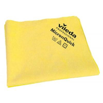Салфетка МикронКвик из тонкого волокна (желтая)