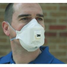 Противоаэрозольная фильтрующая маска 3M™ Aura™ 9322+ FFP2 с клапаном выдоха