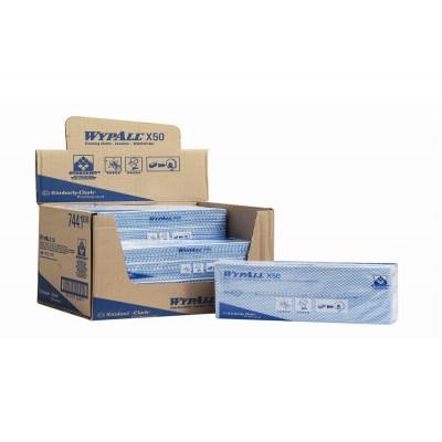 Протирочные салфетки WypAll X50 (7441)