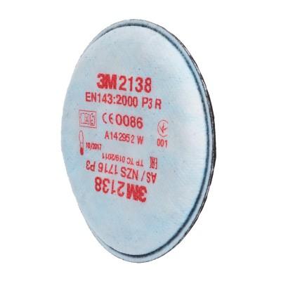 Противоаэрозольный фильтр с защитой от запахов 3M™ 2138 Р3