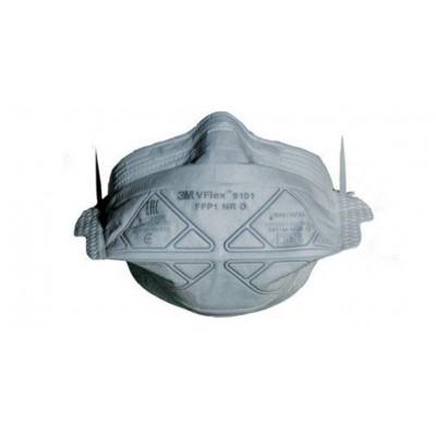 Противоаэрозольная фильтрующая полумаска 3M™ VFlex® 9101 FFP1