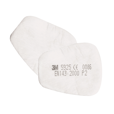 Противоаэрозольный предфильтр 3M™ 5925 Р2