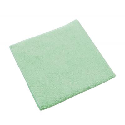 Салфетка МикроТафф Плюс из микроволокна (зеленая)