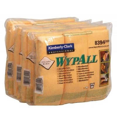 Протирочные салфетки из микрофибры WypAll (8394)