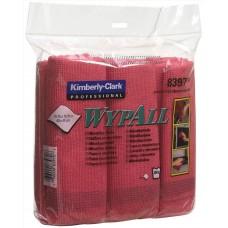 Протирочные салфетки из микрофибры WypAll (8397), 1 упаковка/ 6 шт