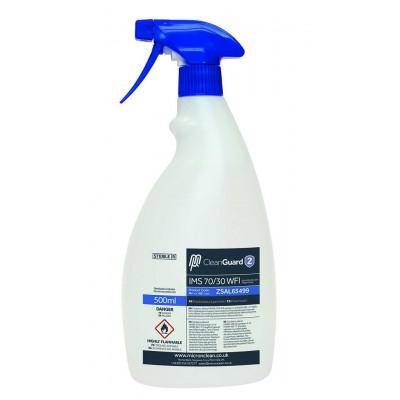 Стерильный изопропиловый спирт Cleanguard 70% IPA WFI