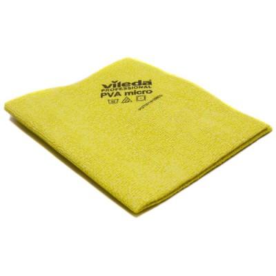 Салфетка ПВАмикро из микроволокна (желтая)