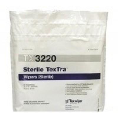 Салфетки для чистых помещений Texwipe Sterile TexTra TX3220
