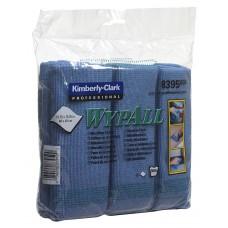 Протирочные салфетки из микрофибры WypAll (8395), 1 упаковка/ 6 салфеток