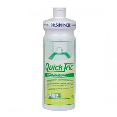 Средство QUICK TRIC для удаления растворимых в воде пятен, ржавчины, никотина (1 л)
