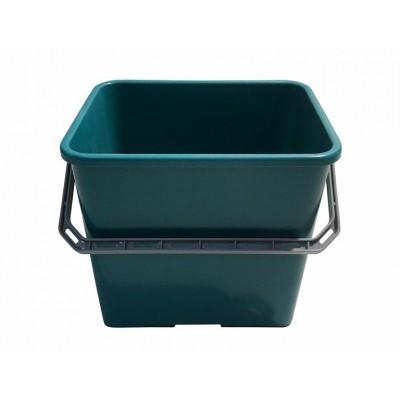 Ведро 6 литров (зеленое)