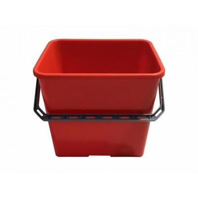 Ведро 6 литров (красное)