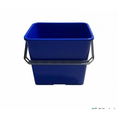 Ведро 6 литров (синее)