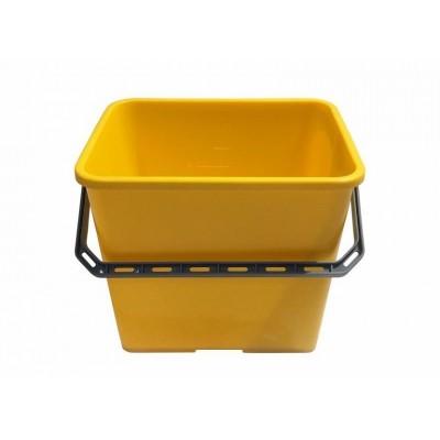 Ведро 6 литров (желтое)