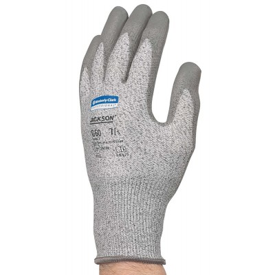 Перчатки JACKSON SAFETY* G60 с полиуретановым покрытием, стойкие к порезам (уровень 3)