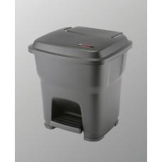 Контейнер для мусора Гера с педалью (35 л)