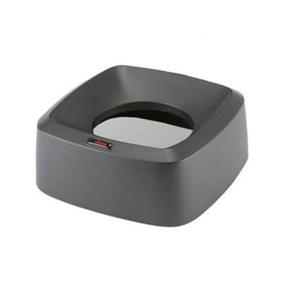 Ирис крышка для контейнера воронкообразная прямоугольная (60 литров)