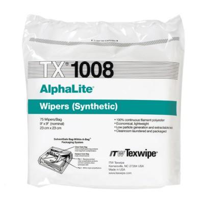 Cалфетки для чистых помещений Texwipe AlphaLiteTX1008B