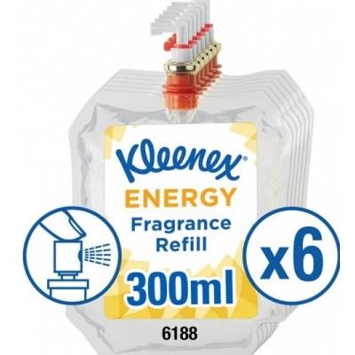 Освежитель воздуха Kleenex Energy (6188), 1 упаковка/ 6 шт