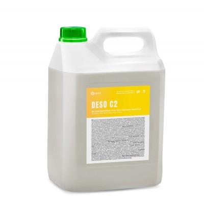 Дезинфицирующее средство с моющим эффектом DESO C2 (5 литров)