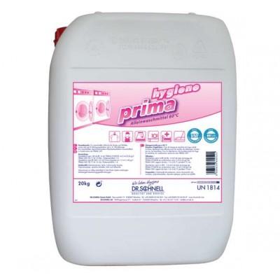 Жидкое средство для стирки текстиля Prima Hygiene