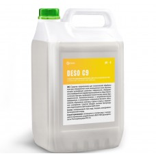 Готовое к применению дезинфицирующее средство на основе изопропилового спирта DESO C9 (5 литров)