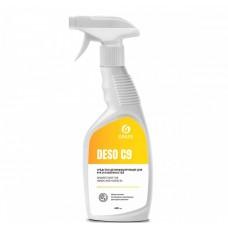 Готовое к применению дезинфицирующее средство на основе изопропилового спирта DESO C9 (600 мл)