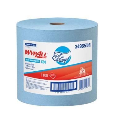 Протирочный материал в рулоне WypAll X60 (34965)