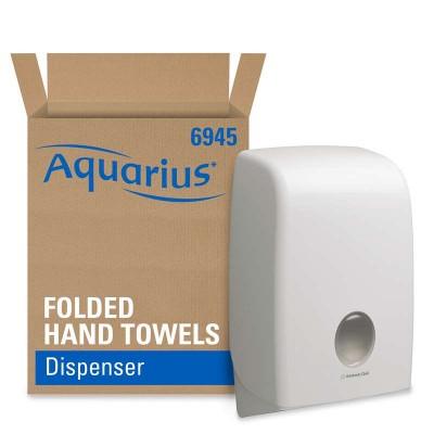 Диспенсер для бумажных полотенец в пачках Kimberly-Clark AQUARIUS*