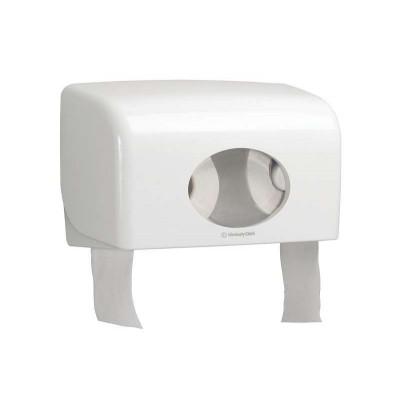 Диспенсер для туалетной бумаги в малых рулонах Aquarius на 2 рулона