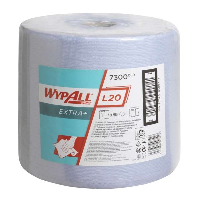 Протирочный материал в рулоне WypAllL20 EXTRA+ (7300)