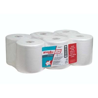 Протирочный материал в рулоне WypAll L20 EXTRA (7303)