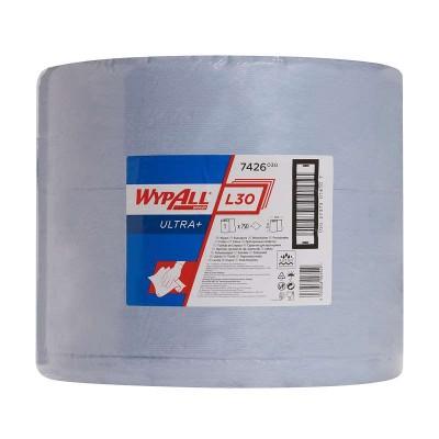 Протирочный материал в рулоне WypAll L30 ULTRA+ (7426)