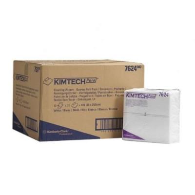 Протирочные салфетки Kimtech PURE (7624)