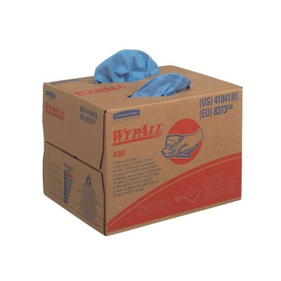 Протирочные салфетки WypAll X80 (8373)