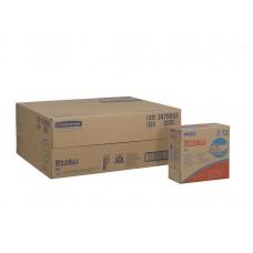 Протирочные салфетки WypAll X60 (8376), 1 коробка (10 упаковок по 126 салфеток)