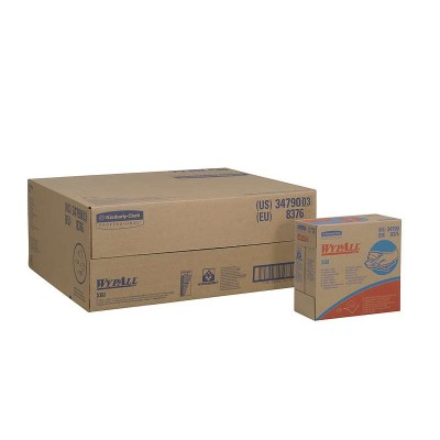 Протирочные салфетки WypAll X60 (8376)