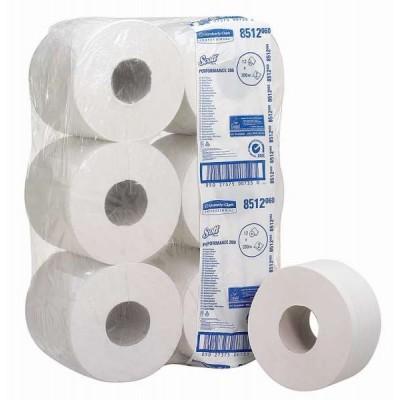 Туалетная бумага в большом рулоне SCOTT PERFOMANCE(8512)
