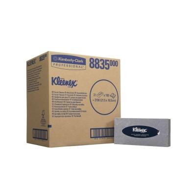 Косметические салфетки для лица KLEENEX® (8835)