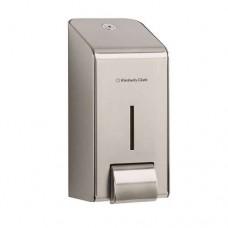 Диспенсер металлический для жидкого/пенного мыла